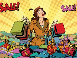 Nietrafione prezenty - czy można je zwrócić do sklepów?
