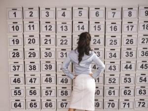 kobieta, liczby