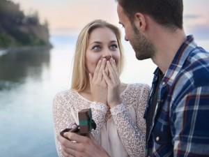O jakich zaręczynach marzą kobiety?