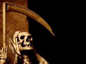 O śmierci i przemijaniu