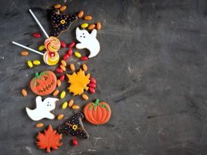 Obudź w sobie dziecko i przygotuj straszne ciasteczka na Halloween! Przepisy ze zdjęciami!
