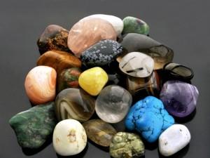 Oczyszczanie i skupianie mocy kryształów