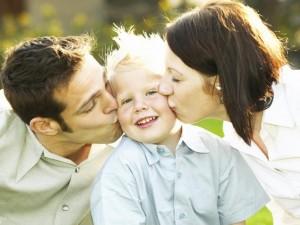 Okazuj dziecku miłość