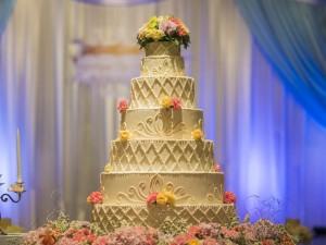 Oto najpiękniejsze torty weselne! Zobacz zdjęcia!
