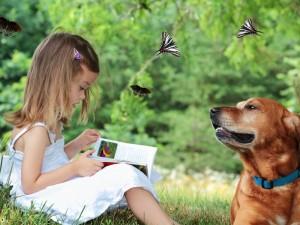 Pies wpływa na zdrowie dziecka