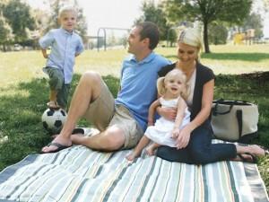 Piknik dla całej rodziny