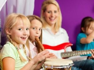Po co dziecku muzyka?