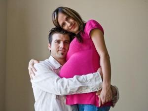 para, rodzice, ciąża
