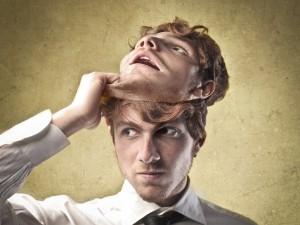Podwójna tożsamość u osób z nerwicą