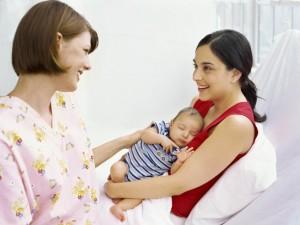 Poród przez cesarskie cięcie