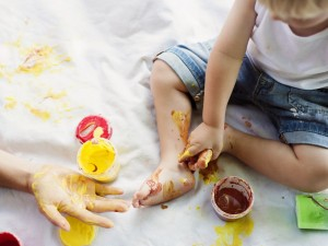 Poznaj 5 kolorów, które dobrze wpływają na dzieci!