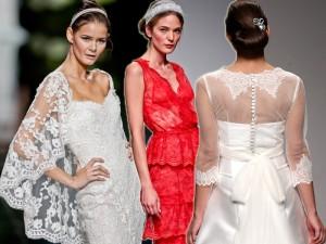 Poznaj 5 topowych trendów w sukniach ślubnych na rok 2013