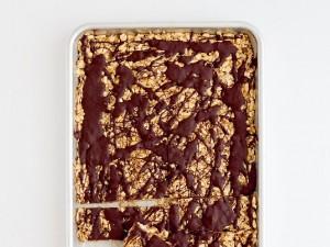 Batoniki czekoladowo-kokosowe
