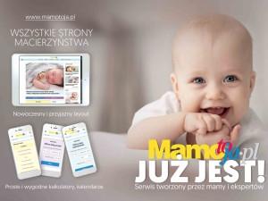 Poznaj Mamotoja.pl – nową odsłonę Babyonline!