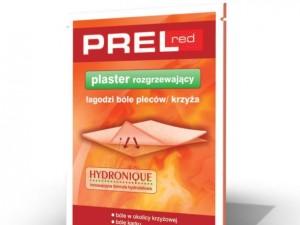 PREL - plaster rozgrzewający