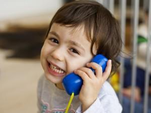 Przebieg rozwoju mowy u małego dziecka