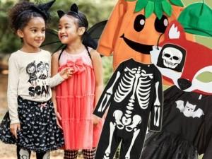 Przegląd strojów na Halloween dla dzieci z sieciówek!