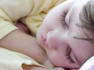 Przygotowanie dziecka do snu