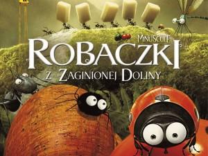 """""""Robaczki z zaginionej doliny"""" - film na DVD w 3D dla dzieci"""