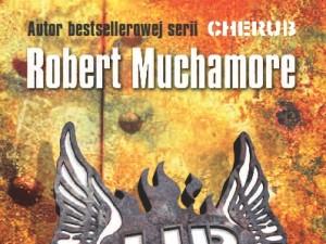 """Robert Muchamore, """"Uciekinierzy"""""""