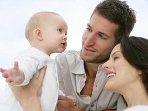 Rodzina po narodzinach dziecka
