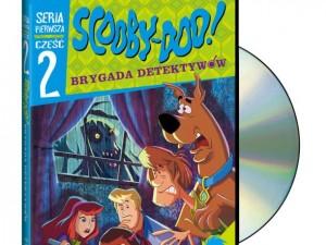 """""""Scooby - Doo i Brygada Detektywów cz.2"""" na DVD"""