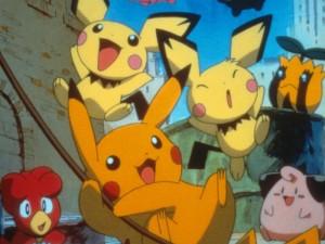 Setki ogromnych maskotek Pikachu na ulicach Japonii