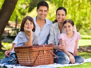 Sezon na piknik z maluchem