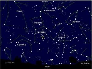 Sky Charts - sięgnij do gwiazd