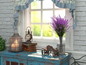 Styl rustykalny we wnętrzach: wakacje u babci czy może piękne domy z Prowansji?