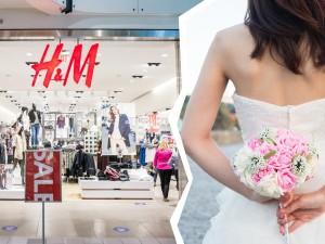 Suknia ślubna z sieciówki? Dlaczego nie? Tym bardziej, że kusi ceną