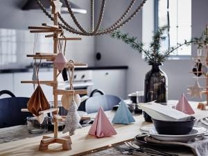 Świąteczny nastrój: tkaniny, wzory, kolory