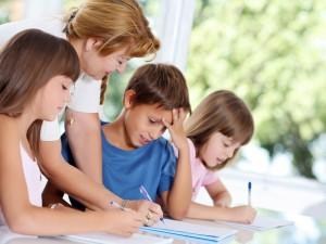 Sześcio- i siedmiolatki czego się nauczą jako pierwszaki