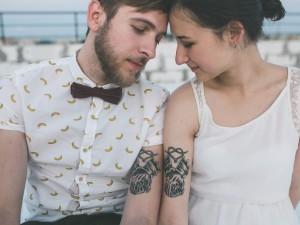 Tatuaż dla par? Czemu nie, ważne tylko, aby wybrać go z głową
