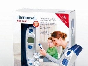 Termometry Thermoval®