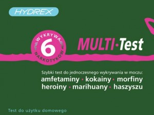 Testy narkotykowe