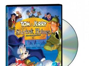 """Tom i Jerry i Sherlock Holmes """