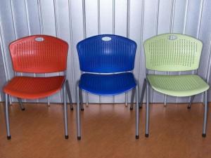 Trzy krzesła