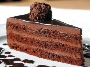 Udany tort na chrzciny
