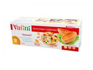 Vafini - waflowe foremki