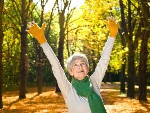 W jaki sposób radzić sobie z procesem starzenia się?