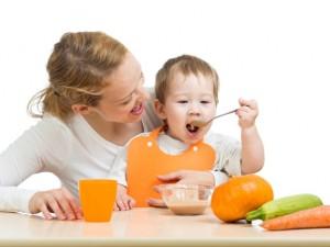 W jakich proporcjach podawać dziecku pełnowartościowe produkty?