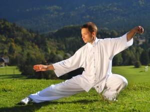 W zdrowym ciele zdrowy duch – tai chi