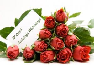 Walentynkowy savoir-vivre - porady