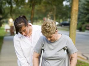Wczesna rehabilitacja u pacjentów po udarze mózgu
