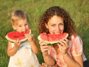 Więcej owoców w diecie dziecka