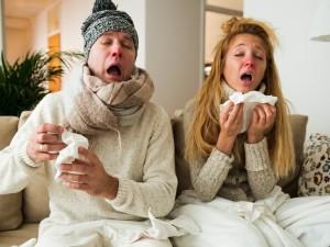 Większość infekcji przypominających grypę to paragrypy. Zobacz 5 różnic między nimi.