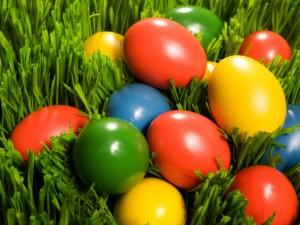 Wielkanocne jaja - pisanki