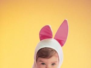 Wielkanocny mazurek dla niemowlęcia