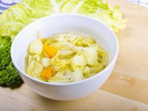 parzybroda zupa wielkopolska z kapusty